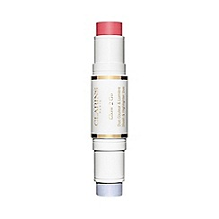 Clarins - 'Glow 2 Go' Blusher and Highlighter Duo Stick 10g