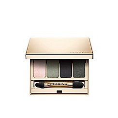 Clarins - '4-Colour' 06 forest eye shadow palette 6.9g