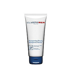 Clarins - 'ClarinsMen' shampoo and shower gel