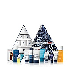 Clarins - 'ClarinsMen' 12 Days of Advent Calendar Skincare Gift Set