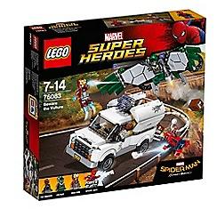 LEGO - Marvel Super Heroes Beware the Vulture - 76083