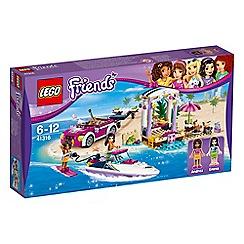 LEGO - Friends Andrea's Speedboat Transporter -41316