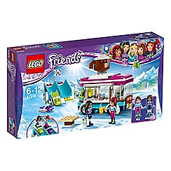 LEGO - Snow Resort Hot Chocolate Van