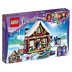 LEGO - Friends Snow Resort Chalet - 41323