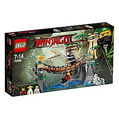 LEGO - Ninjago Movie Master Falls - 70608