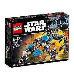 LEGO - Star Wars Bounty Hunter Speeder Bike Battle Pack - 75167