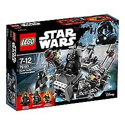 LEGO - Star Wars Darth Vader Transformation - 75183