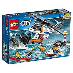 LEGO - City - Heavy-duty Rescue Helicopter - 60166