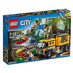 LEGO - City - Jungle Mobile Lab - 60160