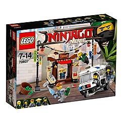 LEGO - Ninjago Movie City Chase - 70607