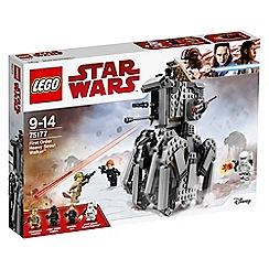 LEGO - Star Wars First Order Heavy Scout Walker - 75177