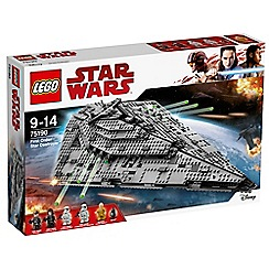 LEGO - Star Wars First Order Star Destroyer - 75190