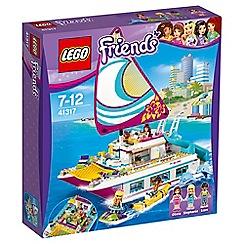 LEGO - Friends - Heartlake Sunshine Catamaran - 41317