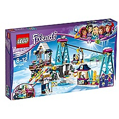 LEGO - Friends - Snow Resort Ski Lift - 41324