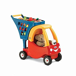 Little Tikes - Red Cosy Shopping Cart