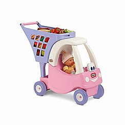 Little Tikes - Pink Cosy Shopping Cart