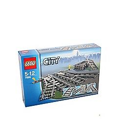 LEGO - City Train Switch Tracks - 7895