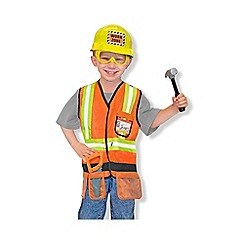 Melissa & Doug - Construction Worker role play set