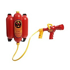 Theo klein - Fireman's water sprayer