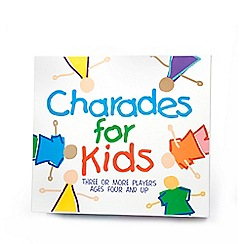 Paul Lamond Games - Charades for kids game