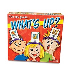 Paul Lamond Games - What's up? game