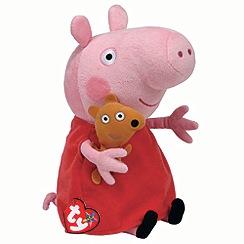 Peppa Pig - 12inch Buddy Plush