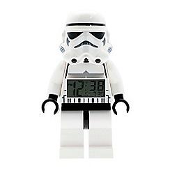 LEGO - Star Wars Stormtrooper Minifigure Clock