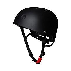 kiddimoto - Helmet 2 Years+ Matte Black