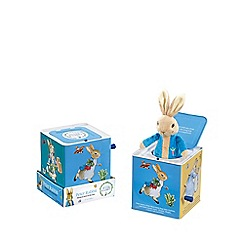 Beatrix Potter - Peter Rabbit Jack In The Box