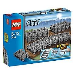 LEGO - City Trains Flexible Tracks - 7499