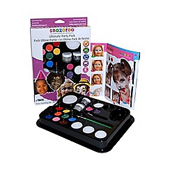 Snazaroo - Ultimate Party Pack Face Painting Kit