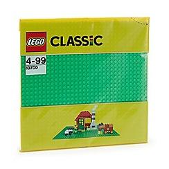 LEGO - Classic Green Baseplate - 10700