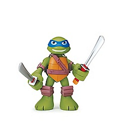 Teenage Mutant Ninja Turtles - Half-Shell Heroes Talking Figure - Leo