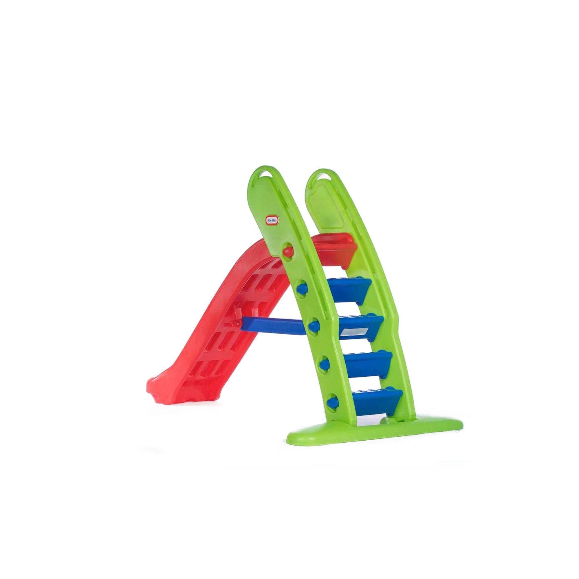 Little Tikes Kids Easy Store Giant Slide - Primary 2200878565436   eBay