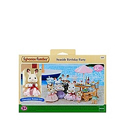 Sylvanian Families - Seaside Birthday Party