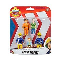 Fireman Sam - Five figure pack