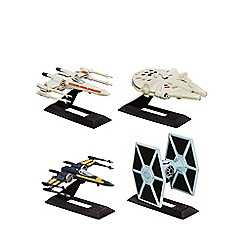 Star Wars - The Black Series Titanium Series Vehicles Multi Pack