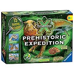 Ravensburger - Prehistoric expedition kit