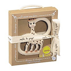 Sophie La Girafe - So'Pure teething ring