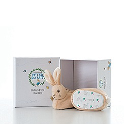 Beatrix Potter - Peter Rabbit booties Set