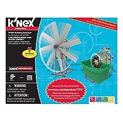 K'Nex - Exploring wind and water energy