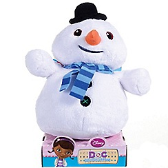 Doc McStuffins - Chilly stylised soft toy in gift box