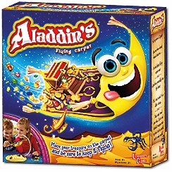 University Games - Aladdins Magic Carpet game