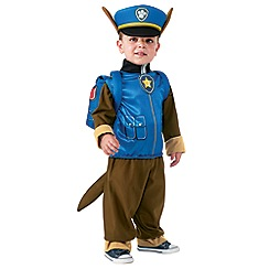 Paw Patrol - 'Chase' child costume - toddler