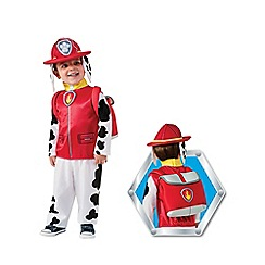 Paw Patrol - 'Marshall' child costume - toddler