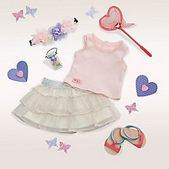 Our Generation - A butterfly moment outfit