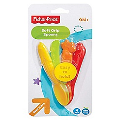 Fisher-Price - Soft-grip spoons