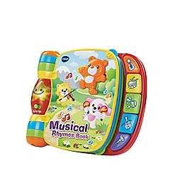 VTech Baby - Musical rhymes book