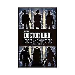 Doctor Who - Heroes and Monsters Collection