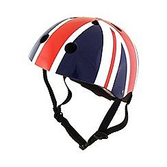kiddimoto - Union Jack Helmet Small